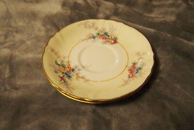 Set of two France Depose C. Ahrenfeldt Patented Limoges teacup saucers for sale  Sparta