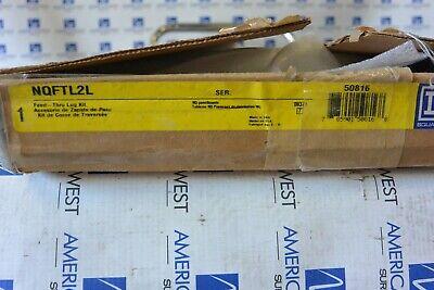 Nqftl2l Square D Feed Thru Lug Kit Accessory For Nq Panels New In Box