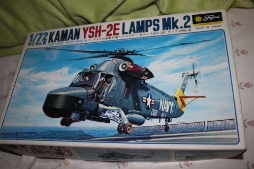 FUJIMI KAMAN YSH-2E LAMPS Mk2  1/72  Helicopters