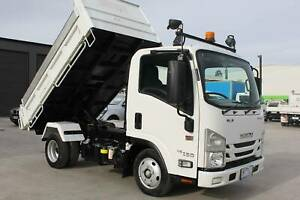 2018 Isuzu NLR 45 150 Series Mowbray Launceston Area Preview