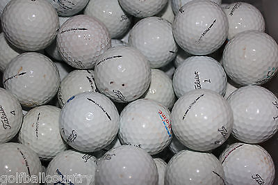 100 Titleist Pro V1 AA Used Golf Balls - FREE US SHIPPING