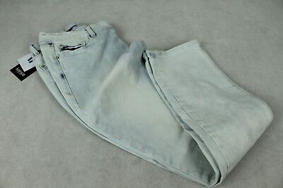 Kensie Fade Out Tomboy Straight Leg Very Stretchy Jeans Waist 28 Leg 27
