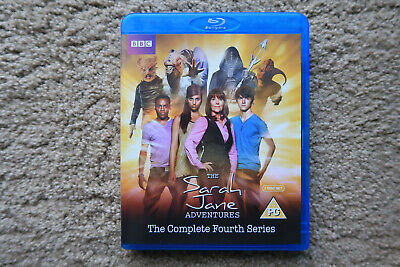 The Sarah Jane Adventures - Complete Fourth Season - Doctor Who - 2 Blu-Rays