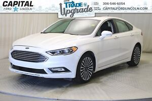 2017 Ford Fusion SE AWD * Leather * Sunroof * Navigation *