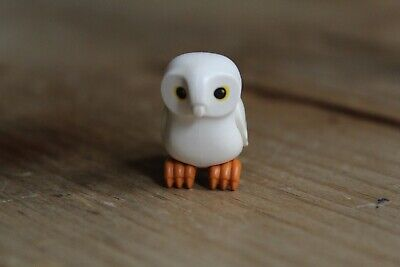 Playmobil 3897 Magic Tree Spare Snowy Owl, Wizard, Hedwig, Forest Woodland
