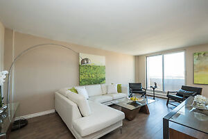 One Bedroom - Great Location - Huge Balcony - Available for Aug.