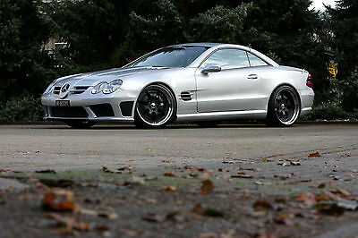 ABC Tieferlegung Mercedes SL 65 AMG R230 Perfektion von MH-DEZENT TÜV konform!!