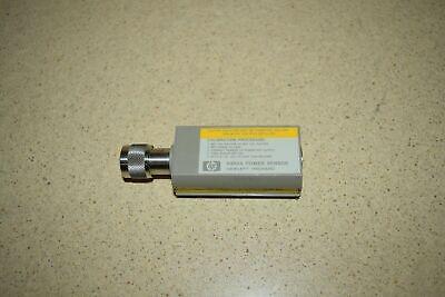 Ss Hewlett Packard 8482a Power Sensor Hg76