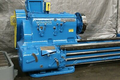 41 X 252 Monarch Model 36nn Engine Lathe Yoder 66956