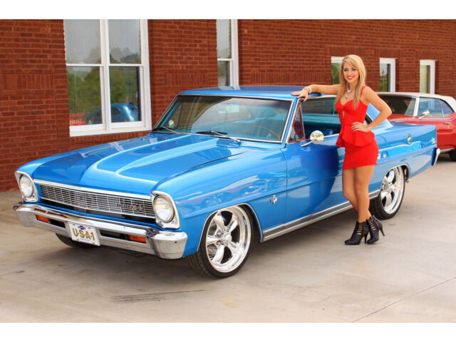 1966 Chevy Chevy Ii Super Sport 118 Vin 350 4wpdb Muncie 4