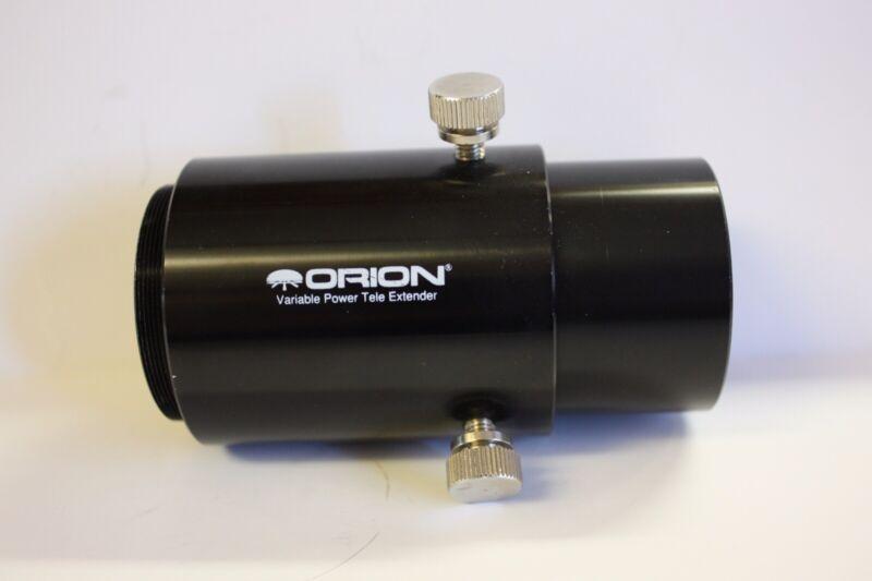 "Orion 05127 Telescope 1.25"" Variable Tele-Extender Adapter Astro Imaging Photo"