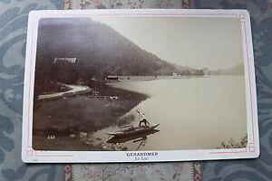 Photographie-ancienne-Albumen-print-N-D-France-Vosges-Gerardmer-Lorraine