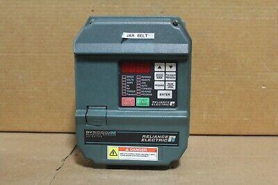 Reliance Electric Gv3000se 3v2160 Ac Drive
