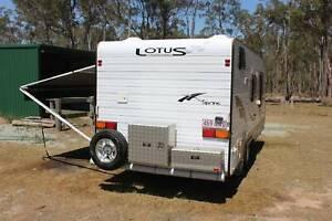 2009 Lotus Sprint caravan Maryborough Fraser Coast Preview