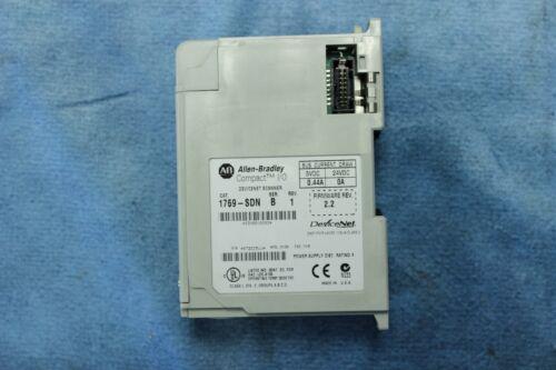 Allen-Bradley 1769-SDN Ser B DeviceNet Scanner USED