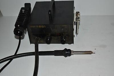 Hakko 851 Hot Air Pencil Station Hb125