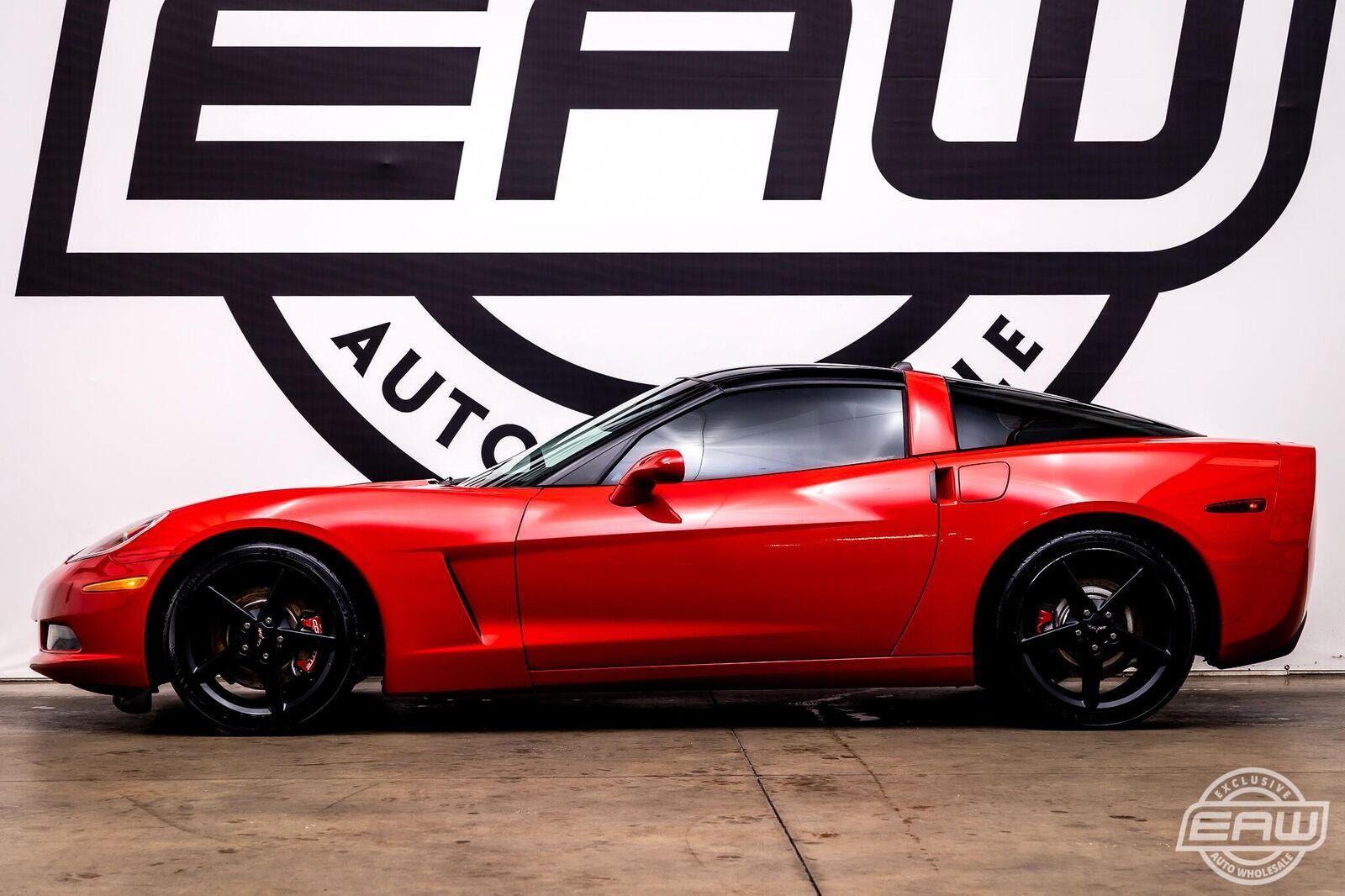 2005 Red Chevrolet Corvette Coupe  | C6 Corvette Photo 6
