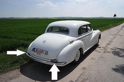 2 neu verchromte Rückleuchten Set Mercedes Benz 300 W186 W187 W189 Adenauer ABC online kaufen