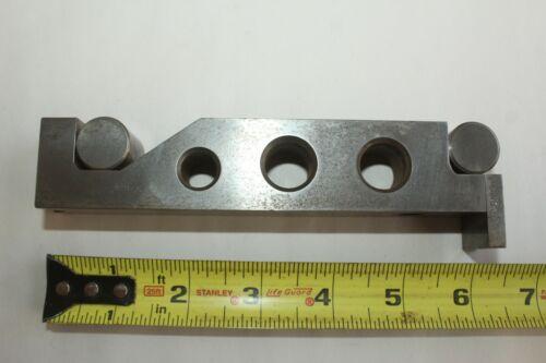 i) Machinist Sine bar machinist toolmaker tool