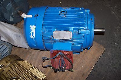 New Siemens 10 Hp Electric Motor 230460 Vac 1778 Rpm 215t Frame 3 Phase