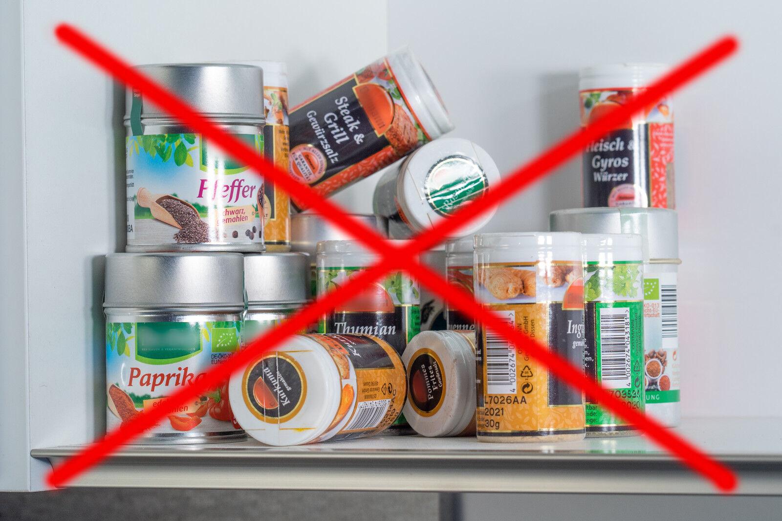 Upp Gewurzregal Ausziehbar Medikamenten Regal Kuchen Ordnungssystem Bad Orga Ebay