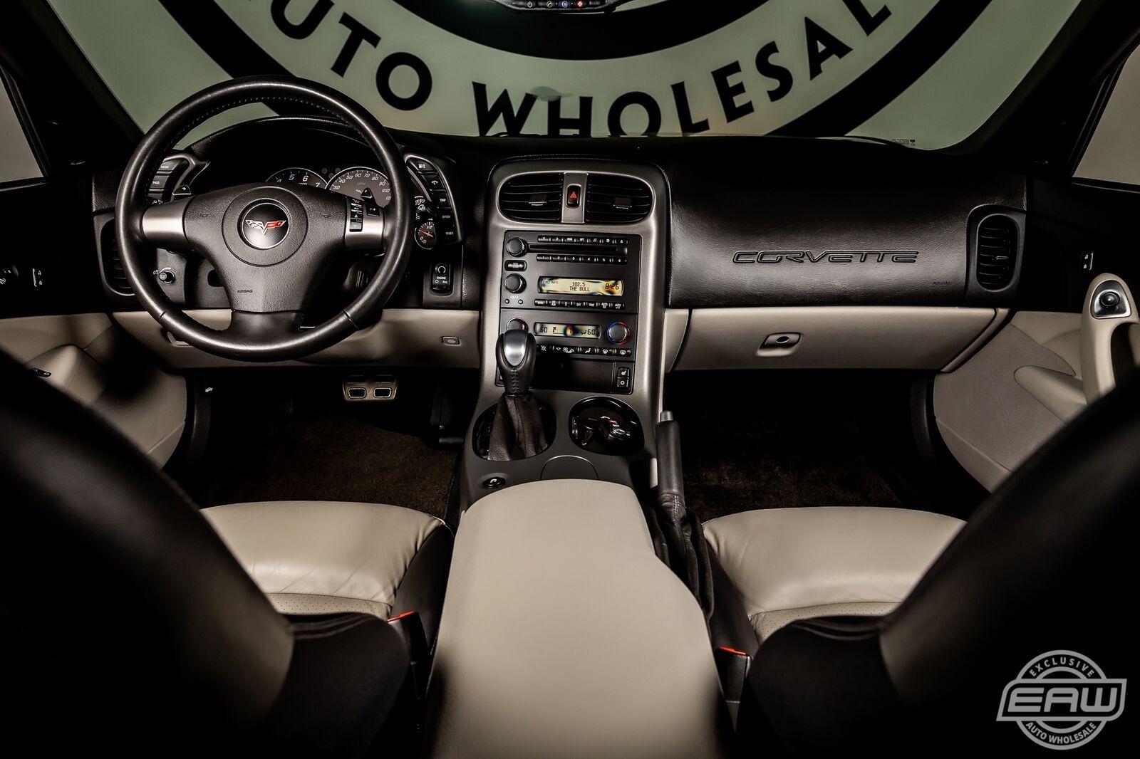 2007 Black Chevrolet Corvette Coupe  | C6 Corvette Photo 2