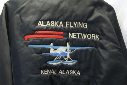 Alaska Flying Network King Louie Pro Fit Jacket Nenal Men Large