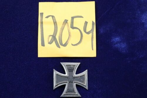 WWI German Iron Cross 1st Class Medal