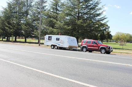 Caravan Jayco Heritage Bradbury Campbelltown Area Preview