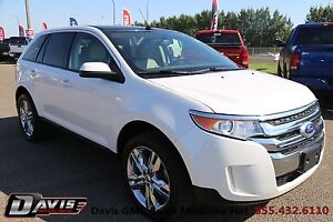 2013 Ford Edge SEL Navigation & Sunroof!