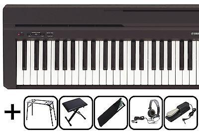 Yamaha P45 E-Piano P 45 Stage Digital Klavier P-45 Piano  SPECIAL MEGA SET