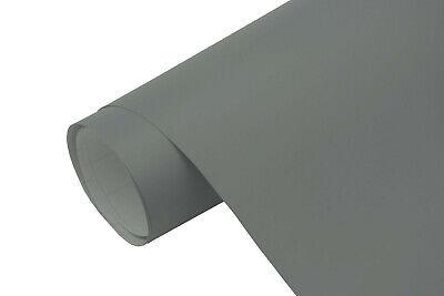 6,22€/m² Auto Folie Grau Matt 200 x 152 cm anthrazit 3D Klebefolie Car Wrapping