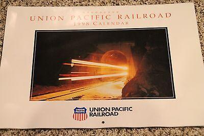 Union Pacific Railroad 1998 Calendar