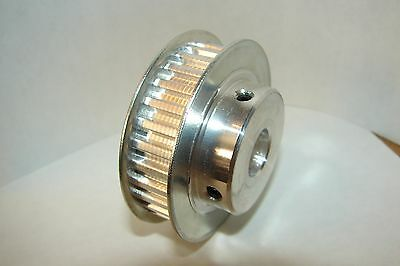 Cnc Servo Or Stepper Motor Drive Pulley 30t 12 .2p Al