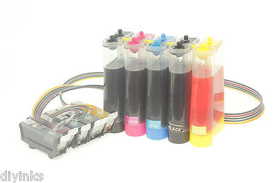 Cisinks Continuous Ink System For Canon Pixma Mg5320 Ix65...