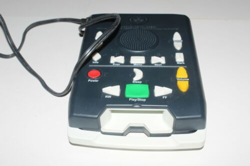 Digital Talking Book Player DA1 Blind And Physically Handicapped - Used