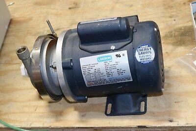 New Finish Thompson Ac4sts1e300b065c 14hp 115208-230v Pump