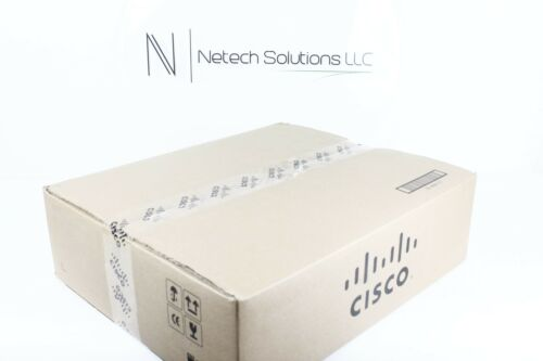 New Cisco Ws-c3650-24ps-l 24 Ethernet, 4 Sfp Ports, Lan Base Poe+ Switch