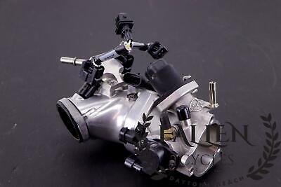 #3025 S&S 58mm Throttle Body Kit for 2002-'05 EFI HD Big Twins '01 Softail *READ