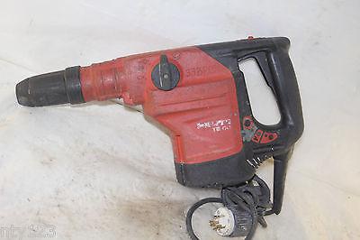 Hilti Te-60 Sds Rotary Hammer