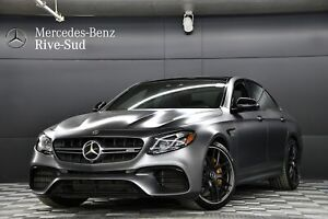 2018 Mercedes Benz AMG E 63 S 4MATIC, EDITION 1 !