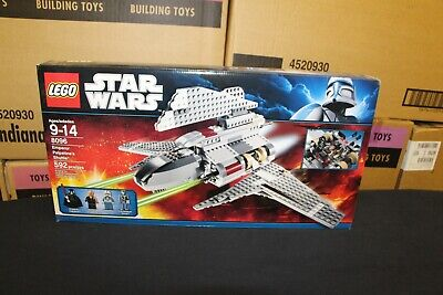 NEW Sealed Box! LEGO 8096 Star Wars Emperor Palpatine's Shuttle FREE Priority!