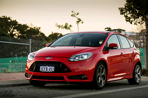 **CHEAPEST 2013 FOCUS ST IN WA** OWNED BY AN ENTHUSIAST Beechboro Swan Area Preview