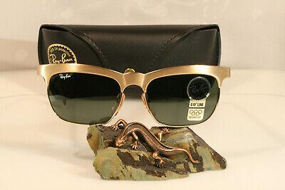 Original vintage B&L Ray-Ban Bausch & Lomb Wayfarer Style Classic Metals w0755