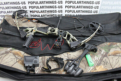 Mission Craze 2 by Matthews Compound Bow Right Handed Free Shipping!
