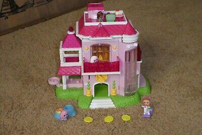 Squinkies Barbie Dream House Play Dispenser tokens 6 Squinkies Lot