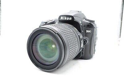 Nikon D90 Digital SLR Camera w/ 18-105mm lens (U9411)