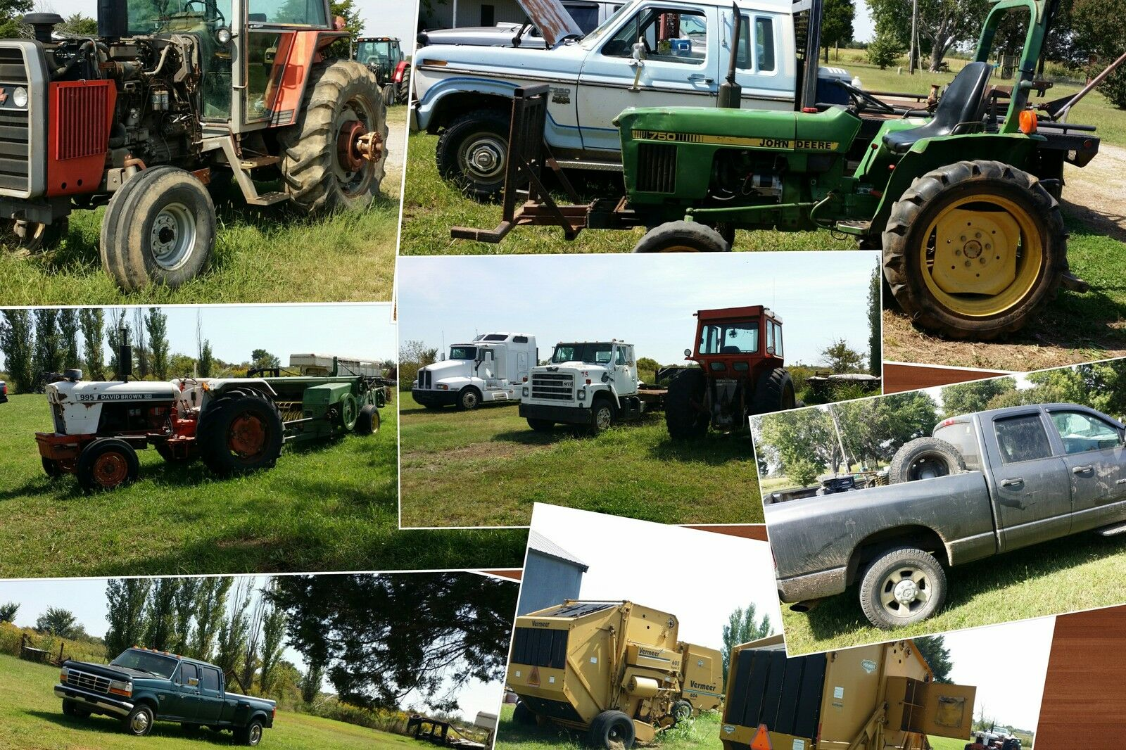 GT Tractor and Implements