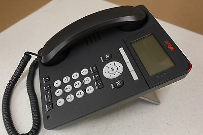 Avaya 9620 Ip Voip Business Office Phone 1632-06-3190 With Stand