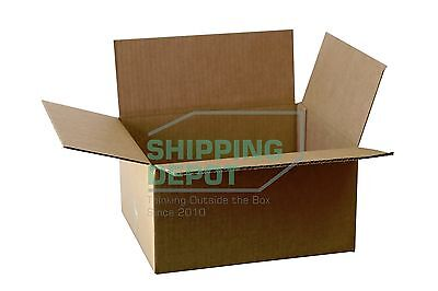 1-200 12x10x6 Corrugated Cardboard Shipping Packing Mailing Carton Boxes 32ect